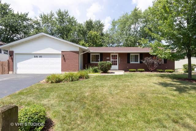 2810 Williams Drive, Woodridge, IL 60517 (MLS #10492258) :: Property Consultants Realty