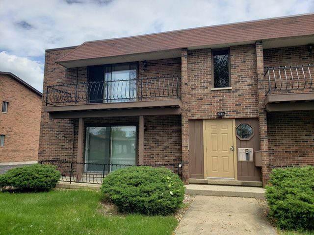 22633 Pleasant Drive #11, Richton Park, IL 60471 (MLS #10492267) :: Berkshire Hathaway HomeServices Snyder Real Estate