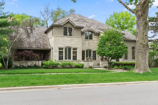 123 E Hickory Street, Hinsdale, IL 60521 (MLS #10492279) :: Berkshire Hathaway HomeServices Snyder Real Estate
