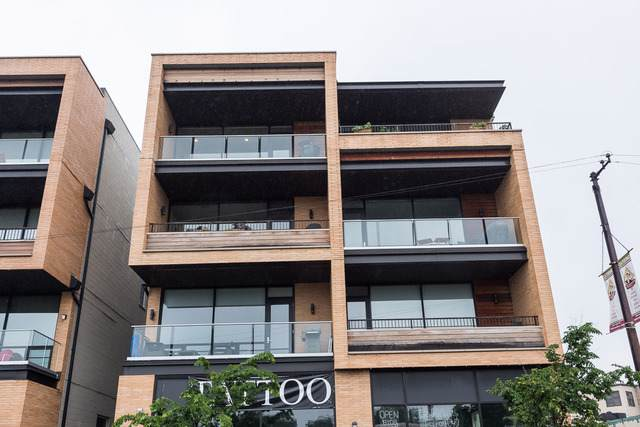 2491 N Milwaukee Avenue 4N, Chicago, IL 60647 (MLS #10492296) :: The Perotti Group | Compass Real Estate