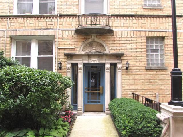 840 W Ainslie Street D-2, Chicago, IL 60640 (MLS #10492301) :: Berkshire Hathaway HomeServices Snyder Real Estate