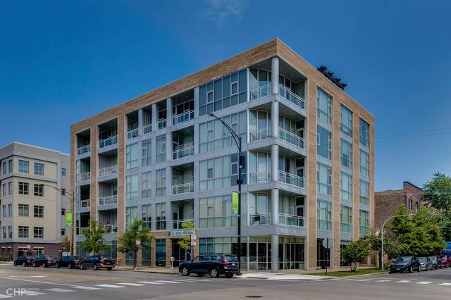 1550 W Cornelia Avenue #406, Chicago, IL 60657 (MLS #10492308) :: Ryan Dallas Real Estate