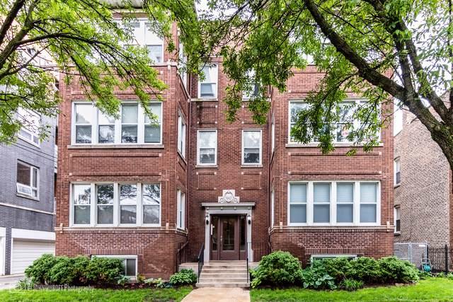 3215 W Leland Avenue 3E, Chicago, IL 60625 (MLS #10492309) :: Angela Walker Homes Real Estate Group