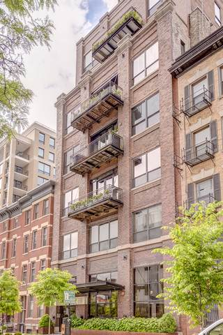 152 W Huron Street #5, Chicago, IL 60654 (MLS #10492324) :: Ryan Dallas Real Estate