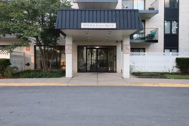 9731 N Fox Glen Drive 2E, Niles, IL 60714 (MLS #10492325) :: Berkshire Hathaway HomeServices Snyder Real Estate