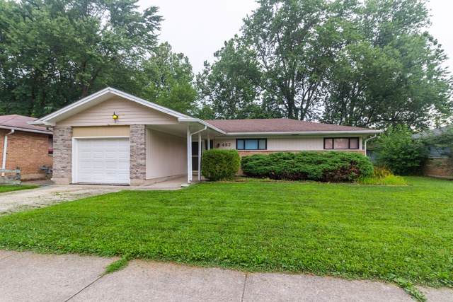 462 Lakewood Boulevard, Park Forest, IL 60466 (MLS #10492326) :: John Lyons Real Estate