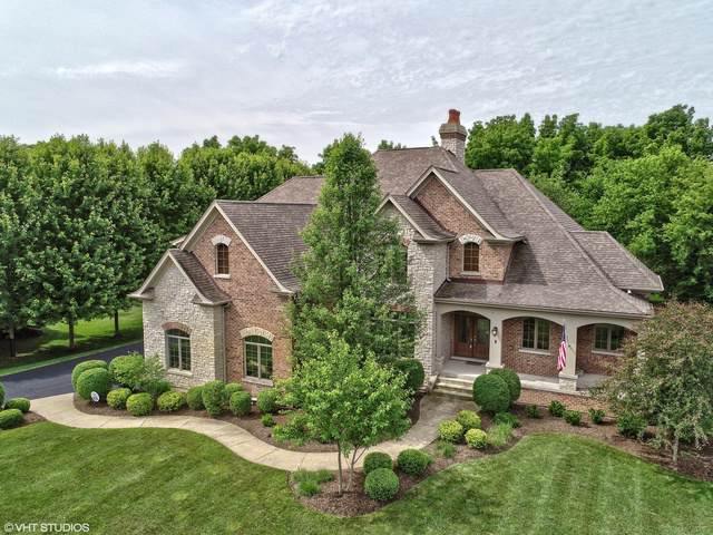 2 Saddle Ridge Court, Hawthorn Woods, IL 60047 (MLS #10492360) :: Berkshire Hathaway HomeServices Snyder Real Estate