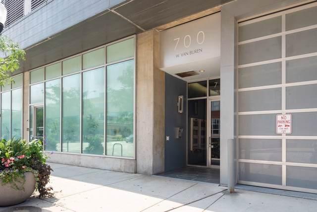 700 W Van Buren Street #703, Chicago, IL 60607 (MLS #10492369) :: BNRealty
