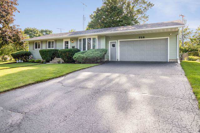 758 Watson Drive, Genoa, IL 60135 (MLS #10492376) :: Berkshire Hathaway HomeServices Snyder Real Estate