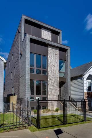 1702 N Washtenaw Avenue #3, Chicago, IL 60647 (MLS #10492392) :: The Perotti Group | Compass Real Estate