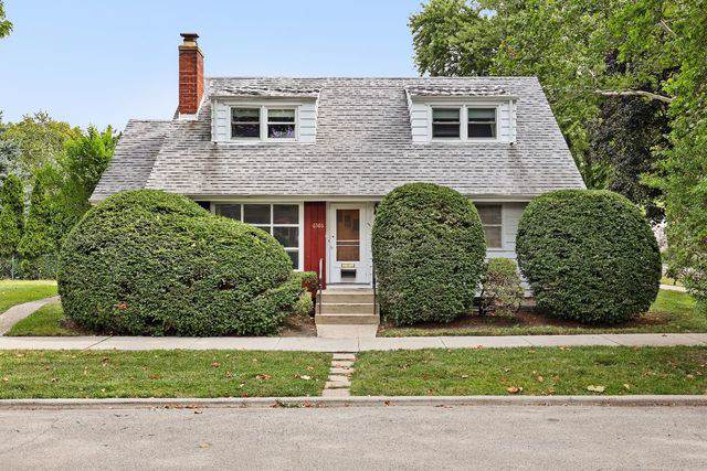 6566 N Oliphant Avenue N, Chicago, IL 60631 (MLS #10492398) :: Property Consultants Realty