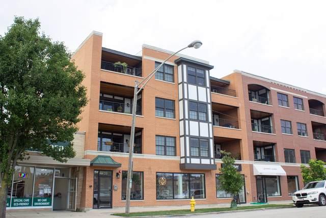 20 S Fairview Avenue S 4N, Park Ridge, IL 60068 (MLS #10492419) :: Helen Oliveri Real Estate