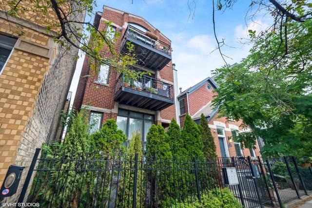 1922 W Armitage Avenue #2, Chicago, IL 60622 (MLS #10492426) :: Ryan Dallas Real Estate
