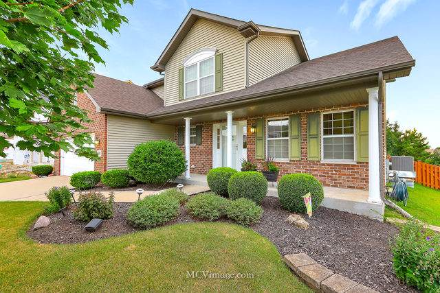 500 S Dollinger Drive, Romeoville, IL 60446 (MLS #10492430) :: Berkshire Hathaway HomeServices Snyder Real Estate