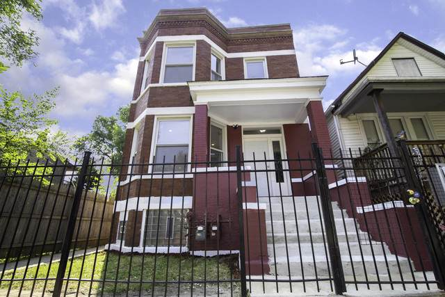 5416 S Laflin Street, Chicago, IL 60609 (MLS #10492436) :: Angela Walker Homes Real Estate Group