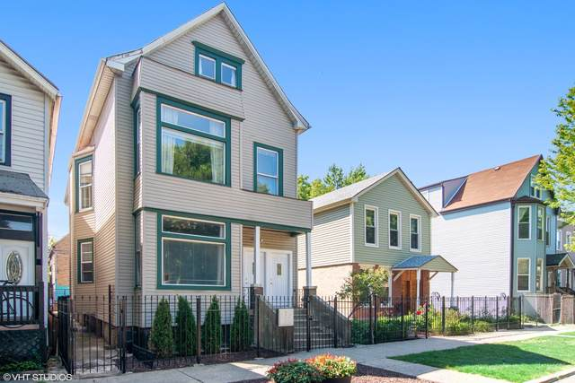 1654 N Mozart Street, Chicago, IL 60647 (MLS #10492444) :: The Perotti Group | Compass Real Estate