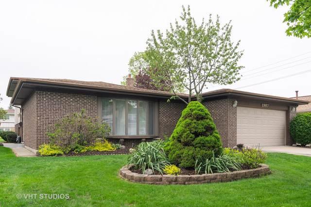 1907 N Pinetree Drive, Arlington Heights, IL 60004 (MLS #10492482) :: John Lyons Real Estate