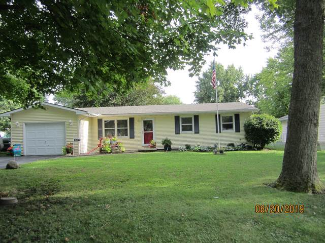 507 E Larmon Street, TOLONO, IL 61880 (MLS #10492488) :: Berkshire Hathaway HomeServices Snyder Real Estate