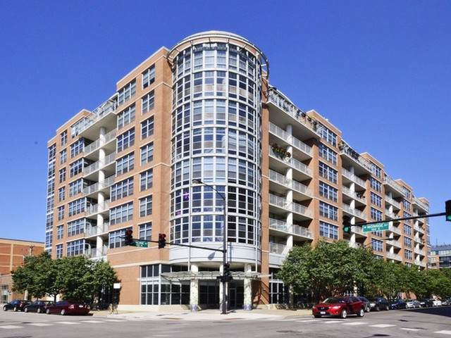 1200 W Monroe Street #602, Chicago, IL 60607 (MLS #10492519) :: Berkshire Hathaway HomeServices Snyder Real Estate