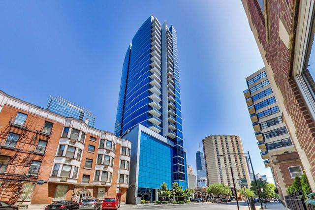 110 W Superior Street #2301, Chicago, IL 60654 (MLS #10492535) :: The Perotti Group | Compass Real Estate