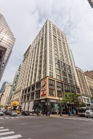 8 W Monroe Street #1900, Chicago, IL 60603 (MLS #10492555) :: Touchstone Group
