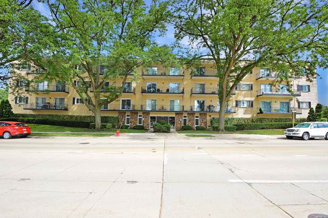6020 Lincoln Avenue #307, Morton Grove, IL 60053 (MLS #10492560) :: Angela Walker Homes Real Estate Group
