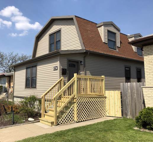 5417 S Central Avenue, Chicago, IL 60638 (MLS #10492574) :: Angela Walker Homes Real Estate Group