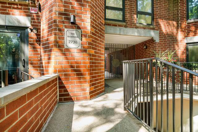 2736 N Hampden Court #105, Chicago, IL 60614 (MLS #10492599) :: The Wexler Group at Keller Williams Preferred Realty