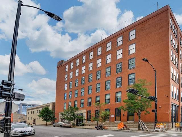 1101 W Lake Street 3B, Chicago, IL 60607 (MLS #10492628) :: John Lyons Real Estate
