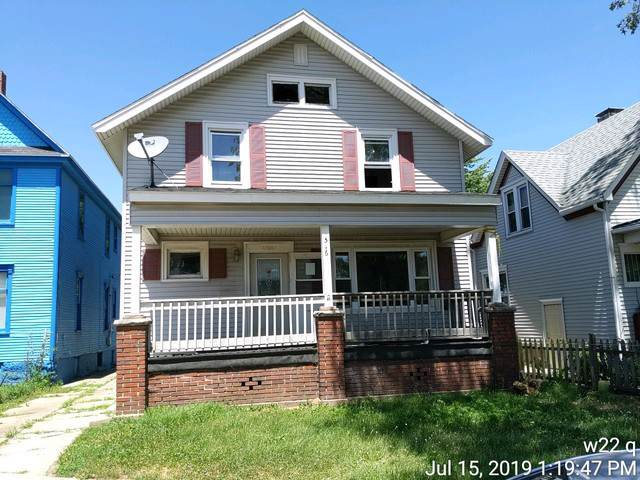 1516 Woodruff Avenue, Rockford, IL 61104 (MLS #10492642) :: The Wexler Group at Keller Williams Preferred Realty