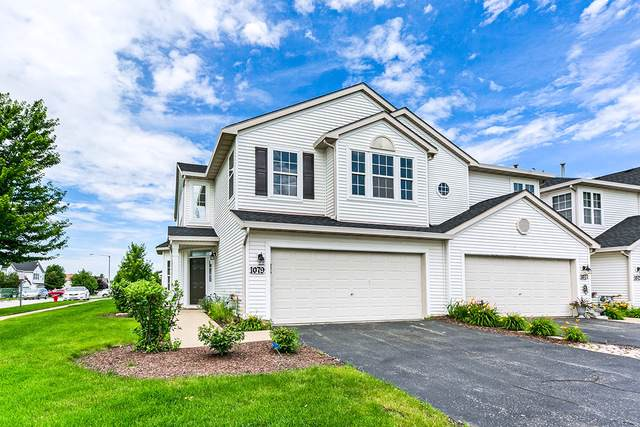 1079 Key Largo Drive, Romeoville, IL 60446 (MLS #10492646) :: Berkshire Hathaway HomeServices Snyder Real Estate