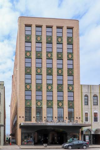 212 N Center Street #702, Bloomington, IL 61701 (MLS #10492652) :: The Perotti Group | Compass Real Estate