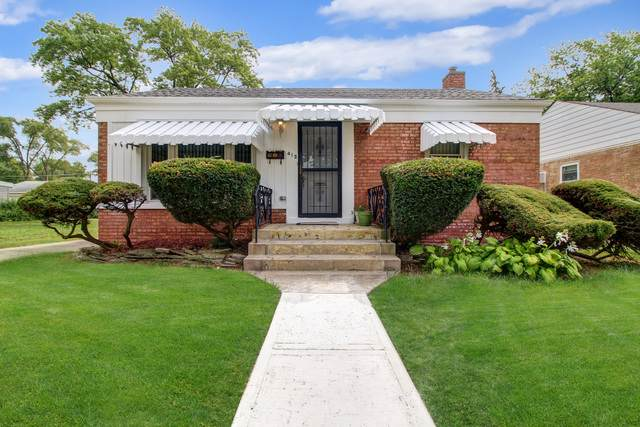 413 48TH Avenue, Bellwood, IL 60104 (MLS #10492669) :: Angela Walker Homes Real Estate Group