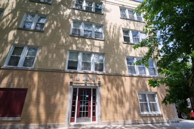 3214 W Berteau Avenue #2, Chicago, IL 60618 (MLS #10492673) :: Angela Walker Homes Real Estate Group