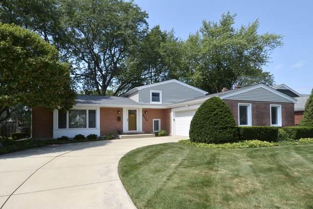 1707 S Milbrook Lane, Arlington Heights, IL 60005 (MLS #10492685) :: John Lyons Real Estate