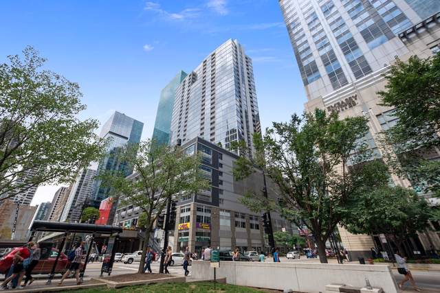 240 E Illinois Street #2903, Chicago, IL 60611 (MLS #10492690) :: Baz Realty Network | Keller Williams Elite