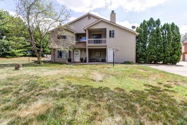 108 Burwash Avenue D, Savoy, IL 61874 (MLS #10492700) :: Berkshire Hathaway HomeServices Snyder Real Estate