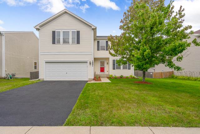 1821 Faxon Drive, Montgomery, IL 60538 (MLS #10492706) :: Berkshire Hathaway HomeServices Snyder Real Estate