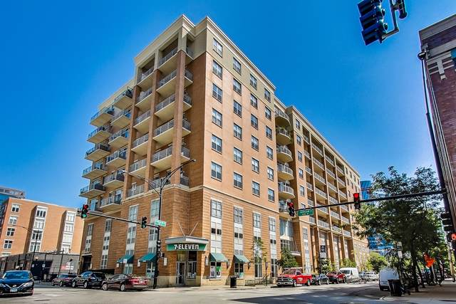 950 W Monroe Street #903, Chicago, IL 60607 (MLS #10492747) :: John Lyons Real Estate