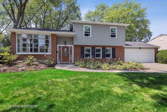 218 N Norman Drive, Palatine, IL 60074 (MLS #10492776) :: Berkshire Hathaway HomeServices Snyder Real Estate