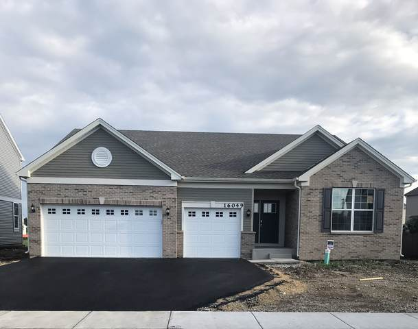 16042 S Selfridge Circle, Plainfield, IL 60586 (MLS #10492802) :: Berkshire Hathaway HomeServices Snyder Real Estate