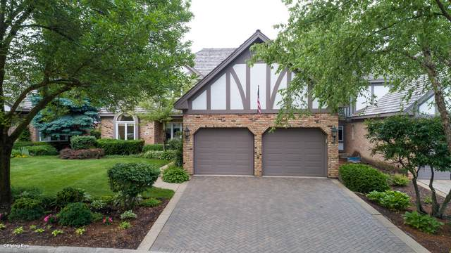46 Durham Court, Burr Ridge, IL 60527 (MLS #10492837) :: Berkshire Hathaway HomeServices Snyder Real Estate