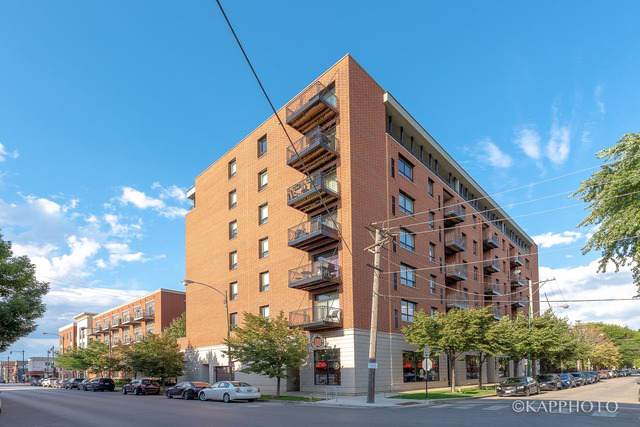 974 W 35th Place #303, Chicago, IL 60609 (MLS #10492861) :: Angela Walker Homes Real Estate Group