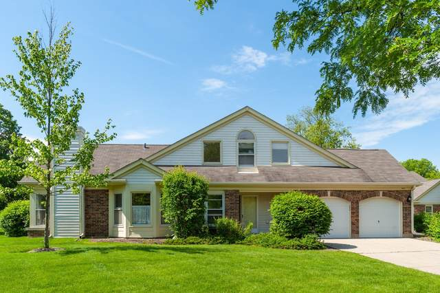 401 Satinwood Terrace, Buffalo Grove, IL 60089 (MLS #10492873) :: The Perotti Group | Compass Real Estate