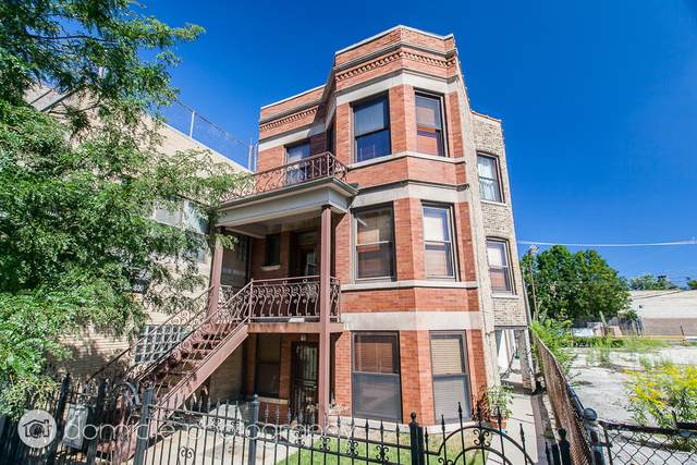 2030 W Irving Park Road #1, Chicago, IL 60618 (MLS #10492888) :: Berkshire Hathaway HomeServices Snyder Real Estate