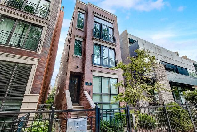 931 N Wolcott Avenue #3, Chicago, IL 60622 (MLS #10492890) :: Property Consultants Realty