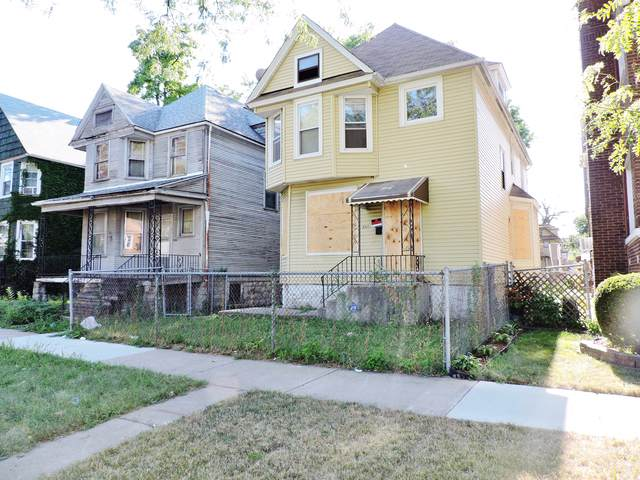 850 N Lockwood Avenue, Chicago, IL 60651 (MLS #10492892) :: John Lyons Real Estate