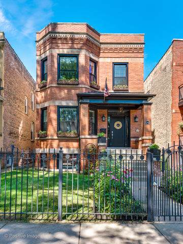 4714 N Rockwell Street, Chicago, IL 60625 (MLS #10492896) :: Angela Walker Homes Real Estate Group