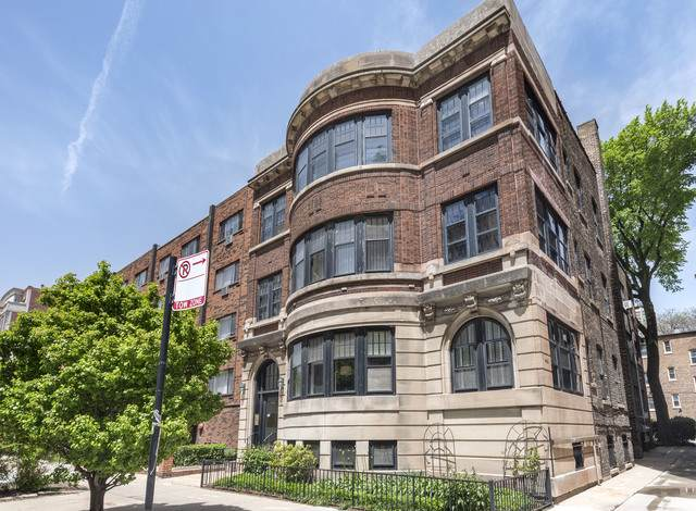 442 W Melrose Street #1, Chicago, IL 60657 (MLS #10492904) :: Berkshire Hathaway HomeServices Snyder Real Estate