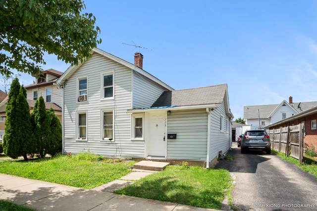 268 Hill Avenue, Elgin, IL 60120 (MLS #10492907) :: Property Consultants Realty